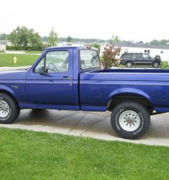 indianablue 1995 ford f150 regular cab 38584960001 original [ 4000 x 3000 Pixel ]