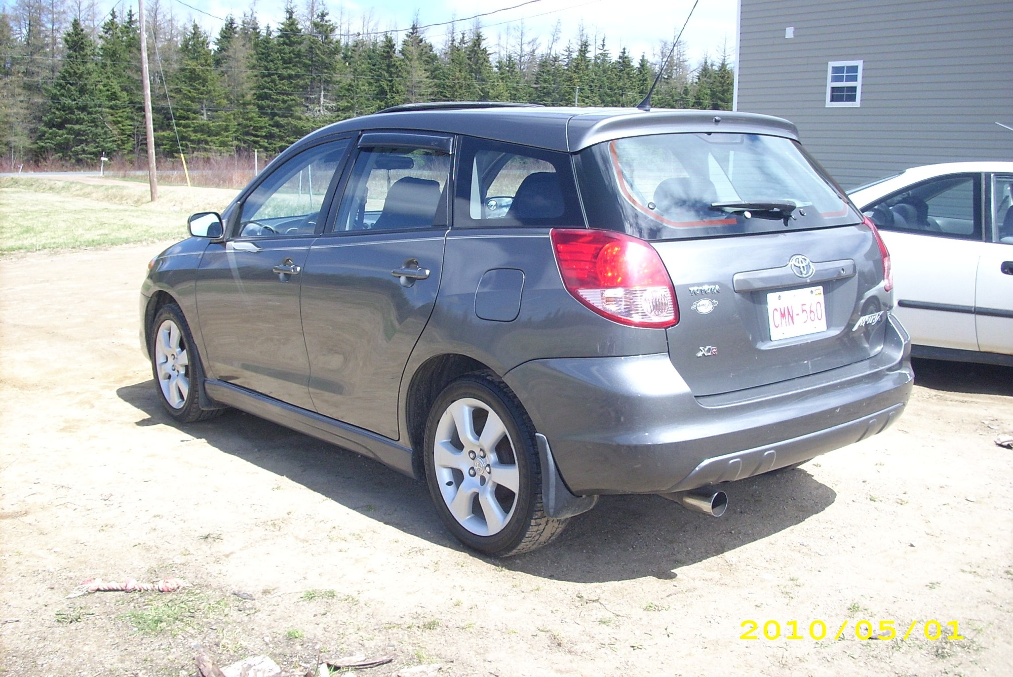 hight resolution of westjet 2004 toyota matrix 38591640003 original