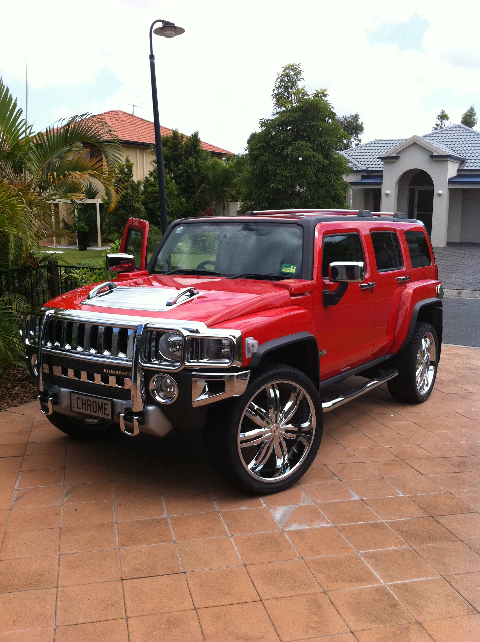 skgroup 2008 Hummer H3 Specs s Modification Info at CarDomain