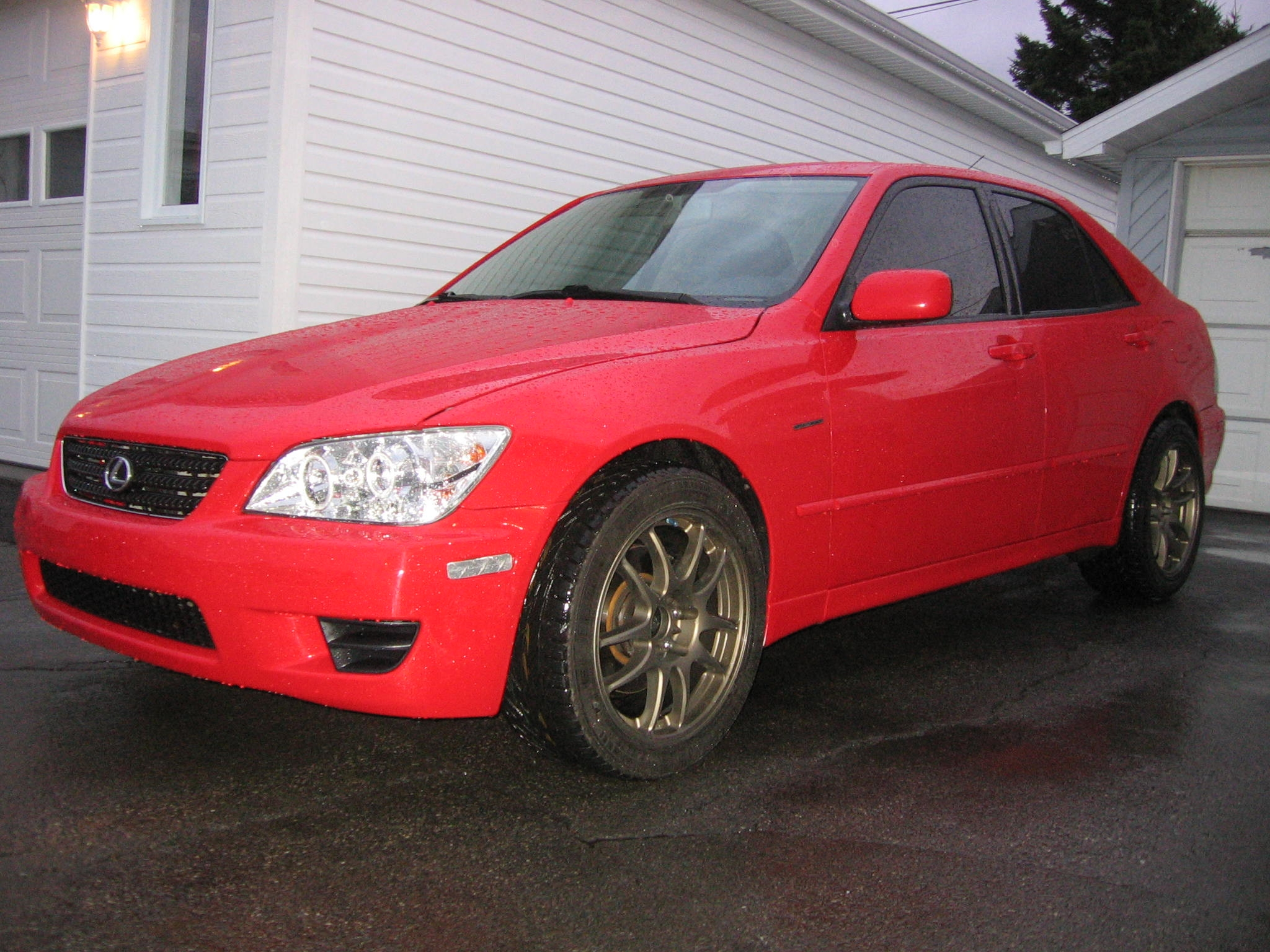 Supratruck7mgte 2003 Lexus IS Specs s Modification Info at
