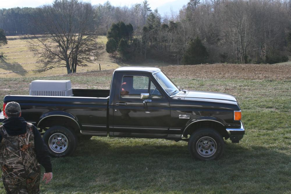 medium resolution of bigbenmac 1987 ford f150 regular cab