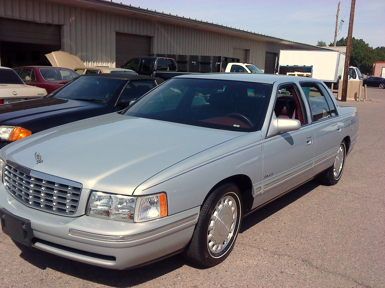 hight resolution of  low profile 1 1997 cadillac deville 38692230005 original