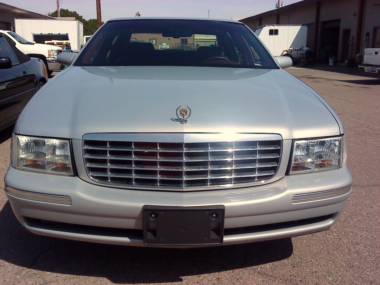 hight resolution of  low profile 1 1997 cadillac deville 38692230006 original