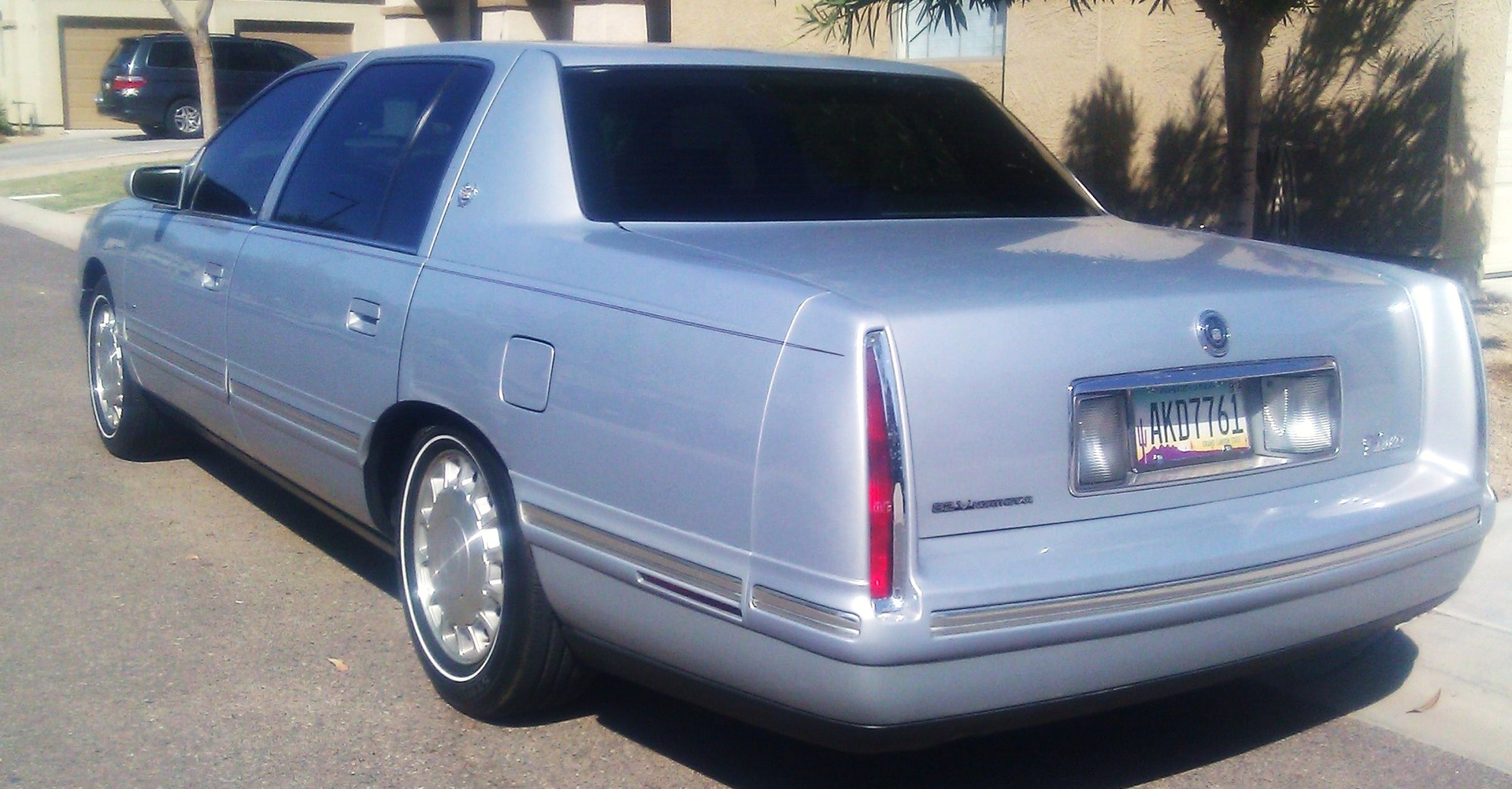 hight resolution of  low profile 1 1997 cadillac deville 38692234004 original