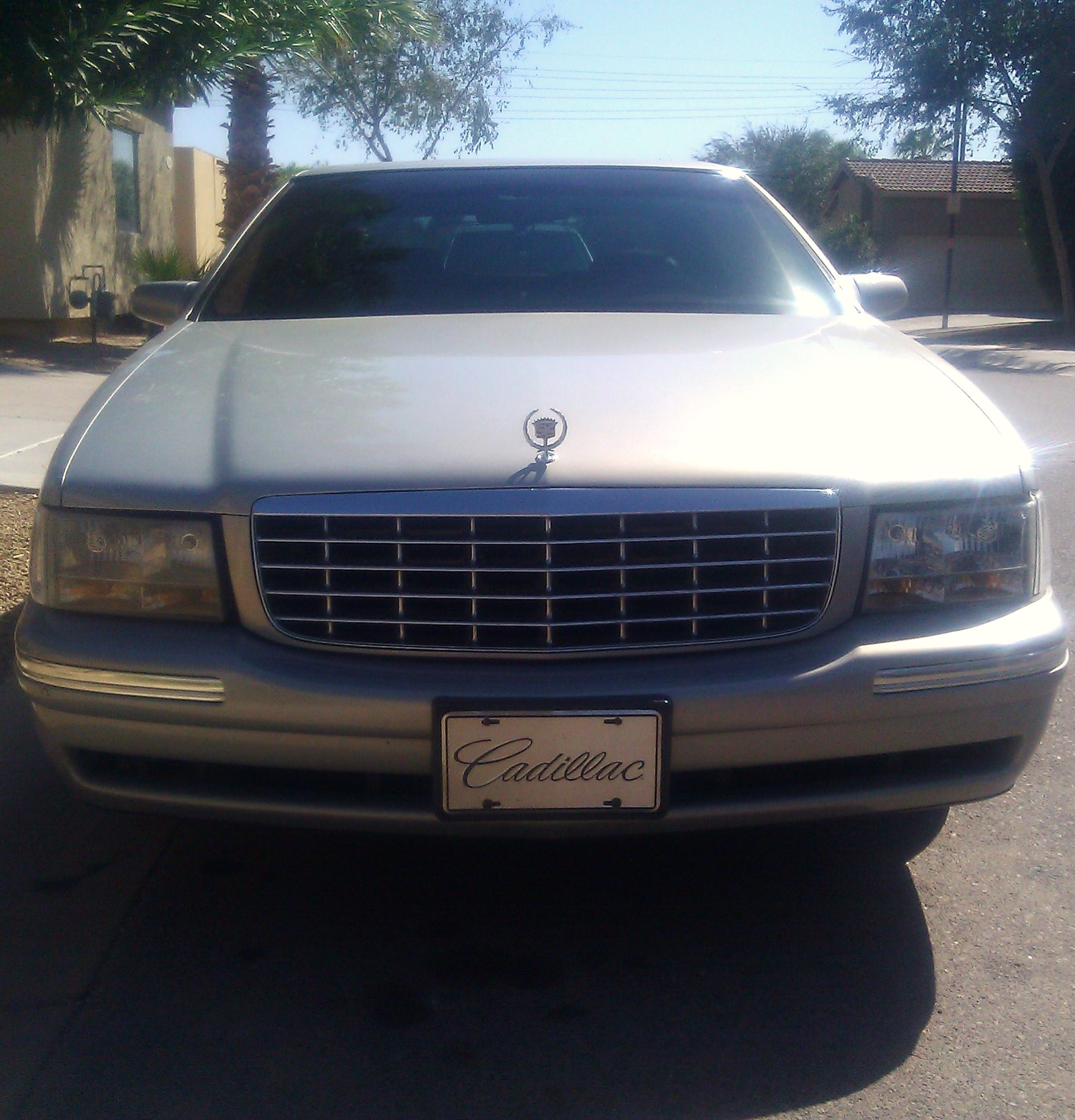 hight resolution of  low profile 1 1997 cadillac deville 38692234005 original