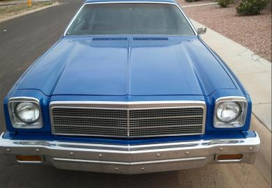 1976 Chevrolet Impala Sedan On Craigslist
