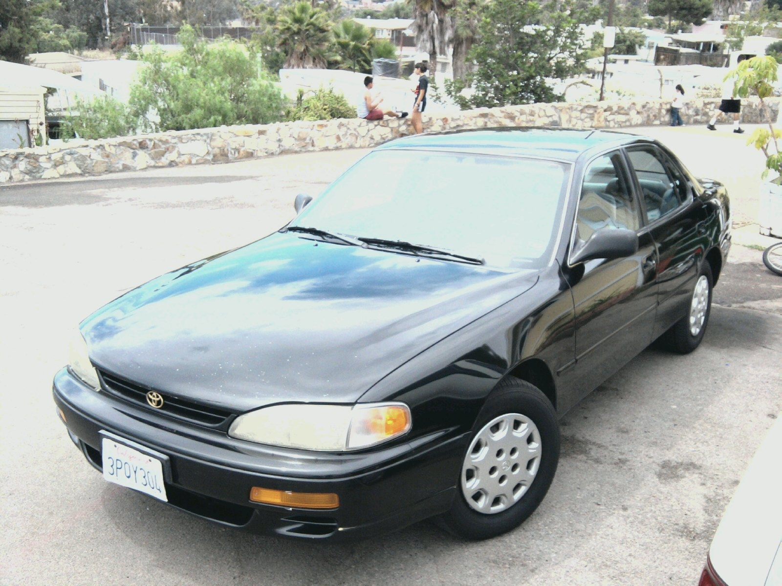 Lu_is619's 1996 Toyota Camry LE Sedan 4D In Spring Valley, CA