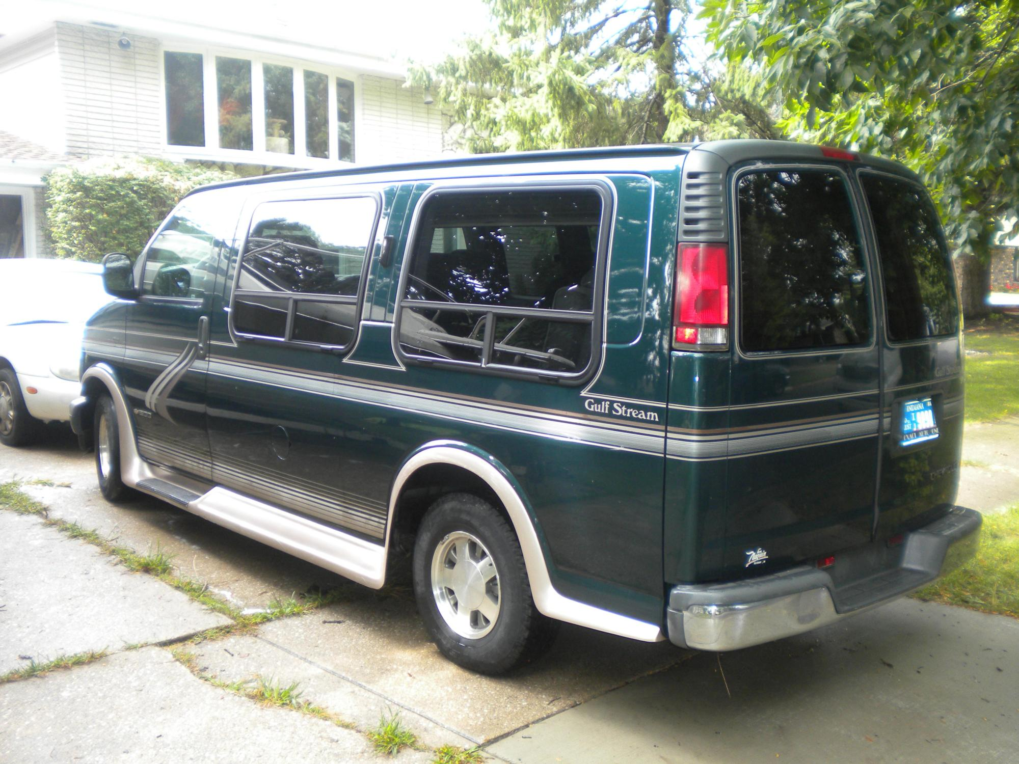 hight resolution of 1997 chevy express van