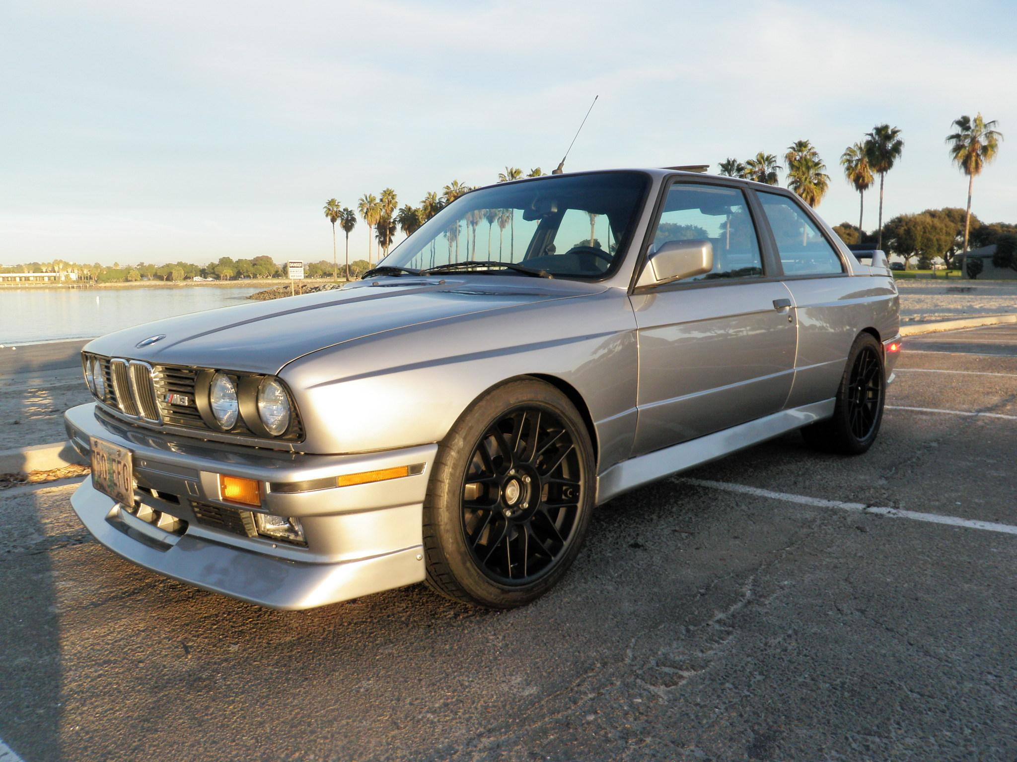 firstclass75 1988 BMW M3 Specs s Modification Info at CarDomain