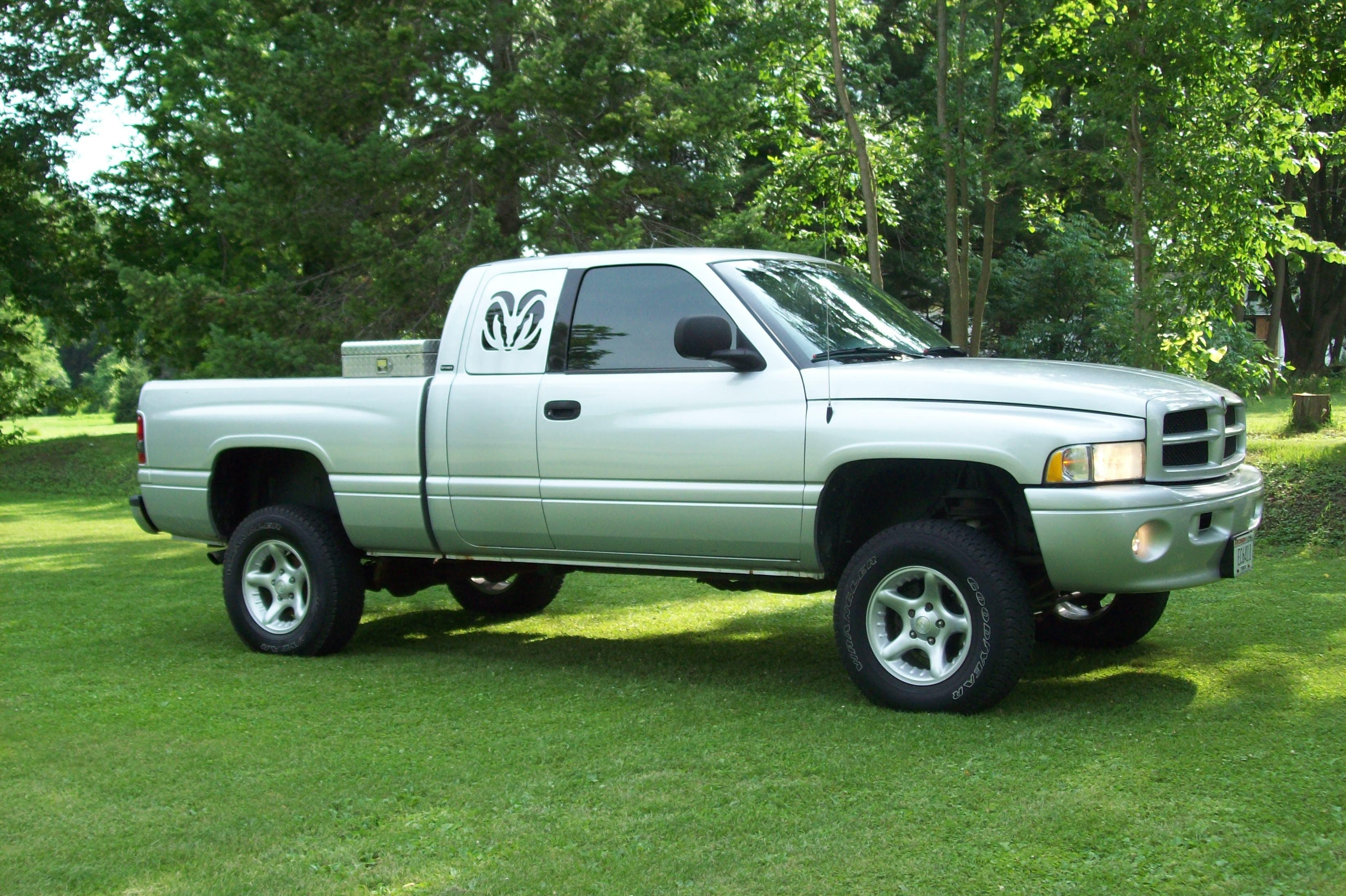 medium resolution of 84coltgtsturbo 2001 dodge ram 1500 quad cab