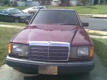 1989 Mercedes 300e Class - Year of Clean Water