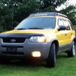 Offroadford4x4 2002 Ford Escapexlt Sport Utility 4d Specs Photos Modification Info At Cardomain
