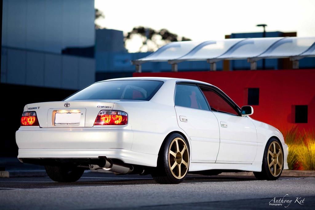 HYPA13 1997 Toyota Chaser Specs Photos Modification Info