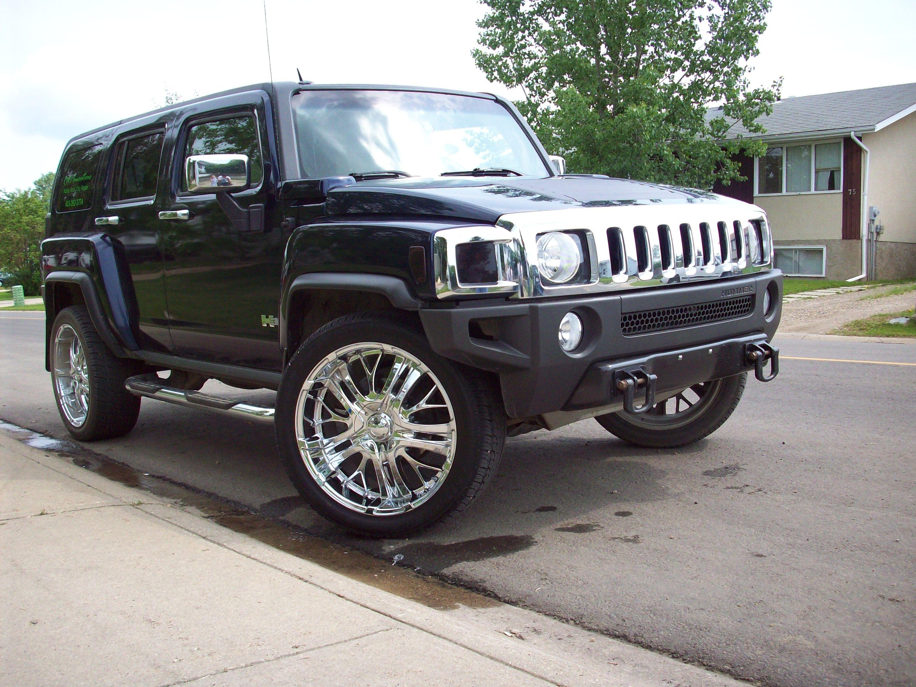 lowrida336 2007 Hummer H3Sport Utility 4D Specs s