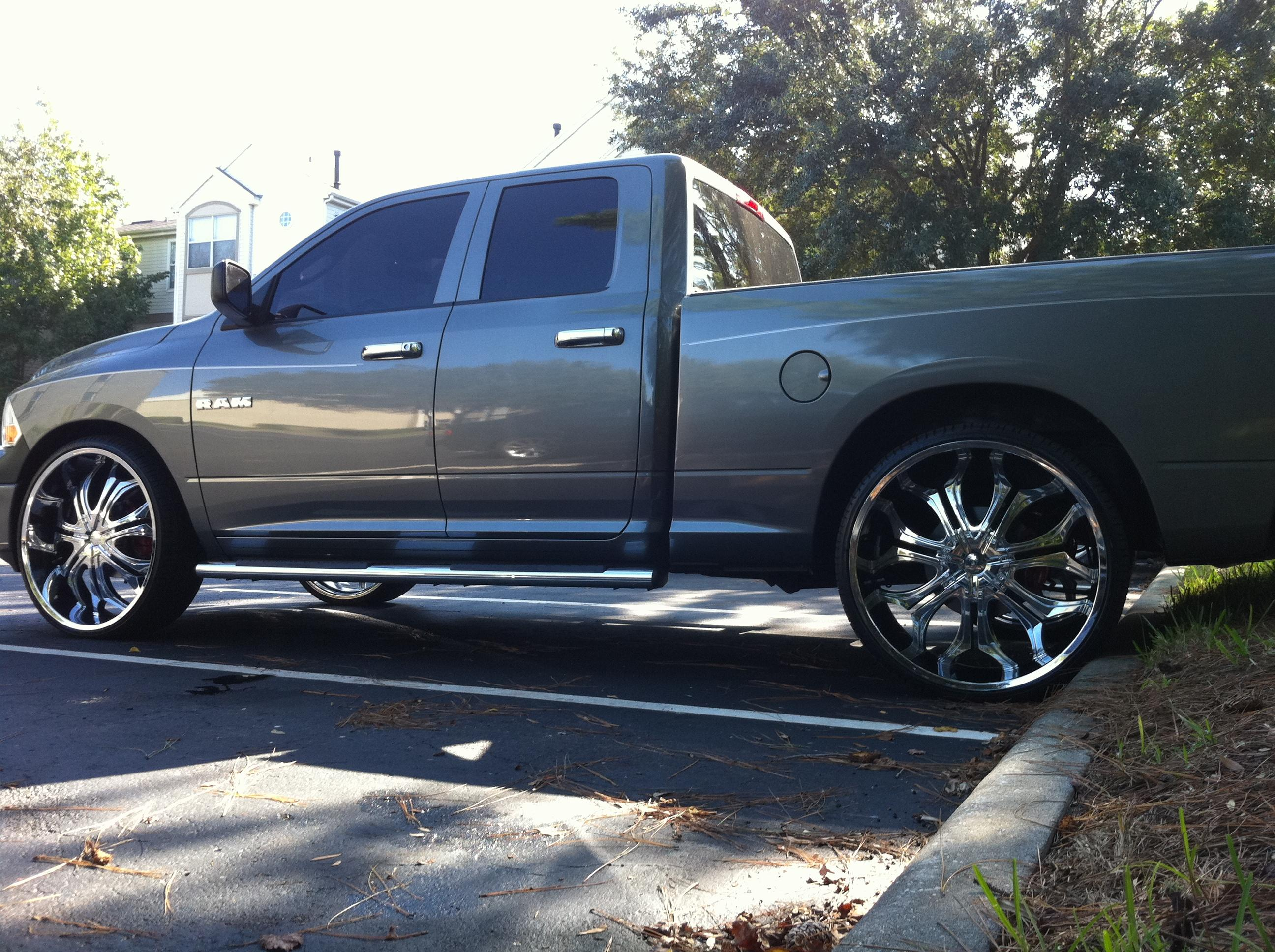 20 Dodge Ram On 28s Pictures And Ideas On Weric