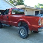 Bluebomber96 2000 Ford F250 Super Duty Regular Cablong Bed Specs Photos Modification Info At Cardomain
