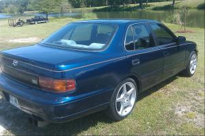 1992 Toyota Camry 220 LE related infomation,specifications  WeiLi Automotive Network