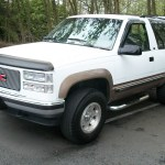 Bulldog 1995 1995 Gmc Yukonsport Utility 2d Specs Photos Modification Info At Cardomain