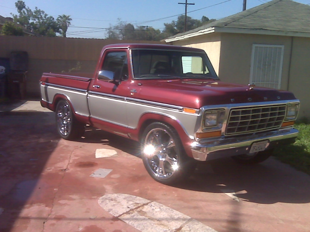 hight resolution of loshernandez 1979 ford f150 heritage regular cab