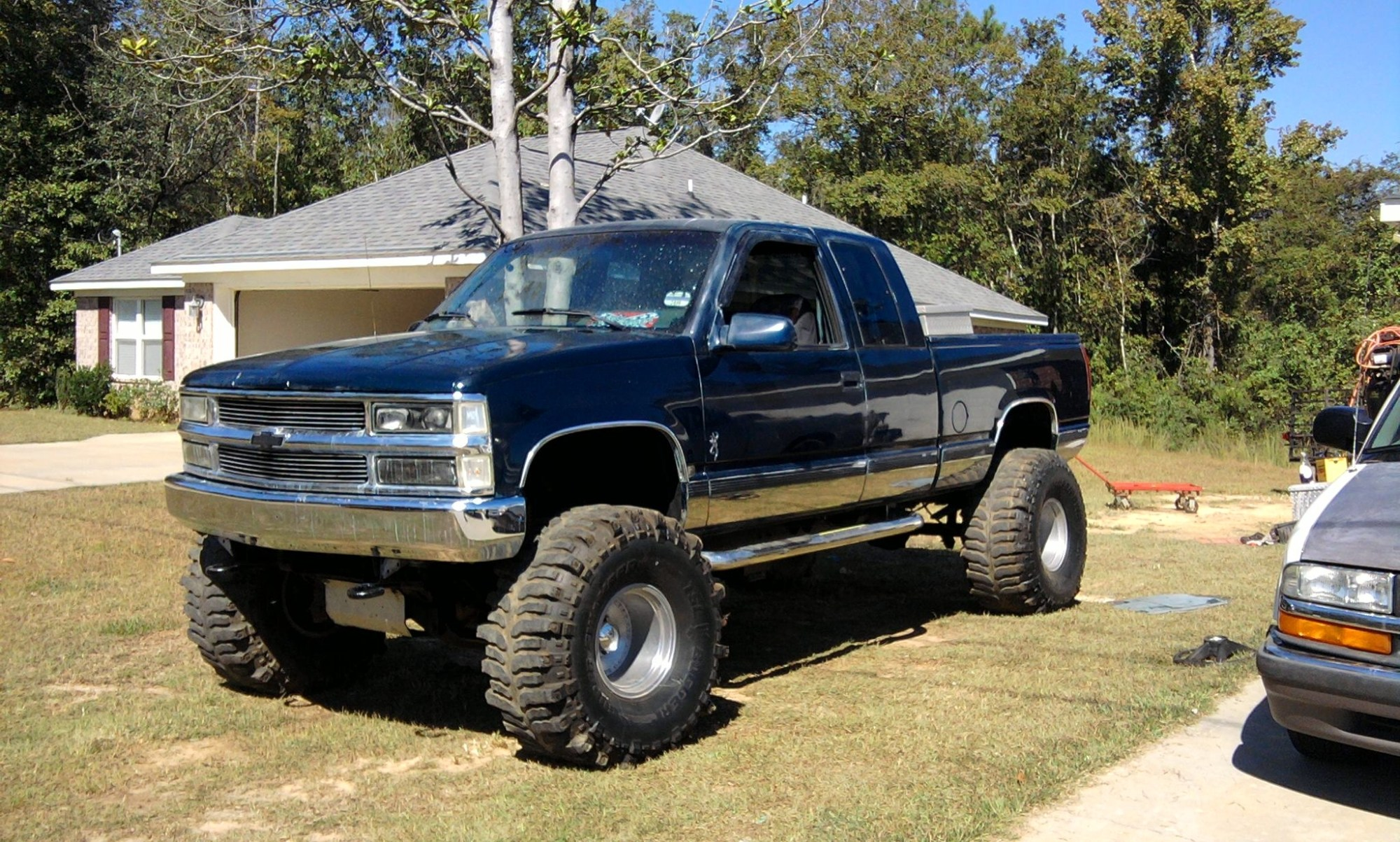 hight resolution of another beech boy 1989 chevrolet silverado 1500 extended cab post 15218561