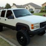 Chadillac1989 1996 Gmc Suburban 2500sport Utility S Photo Gallery At Cardomain
