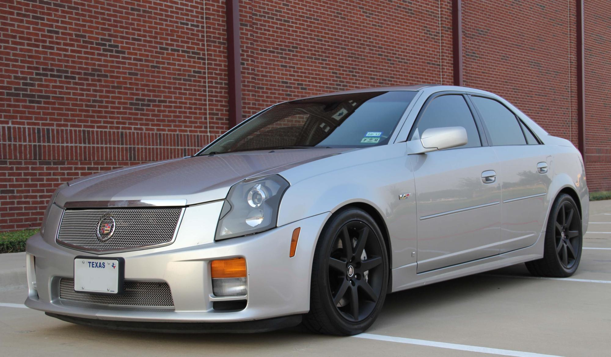 hight resolution of koster88 2007 cadillac cts