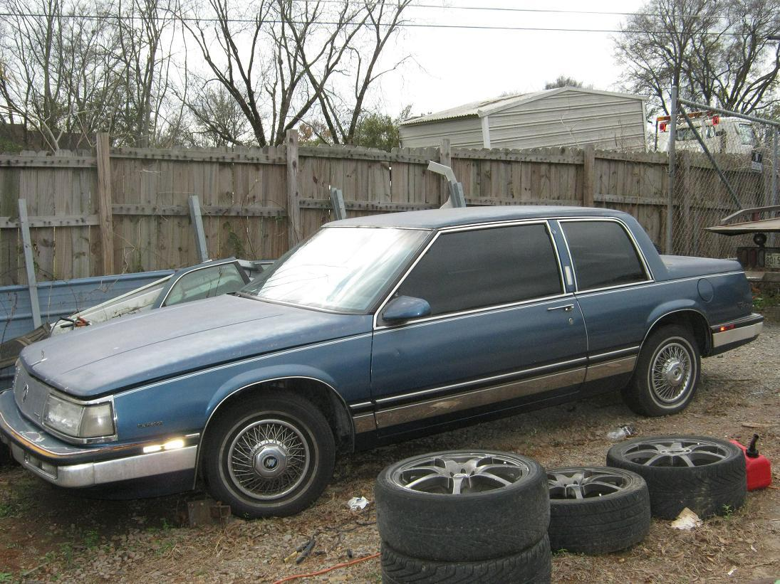 hight resolution of 1987 buick park avenue