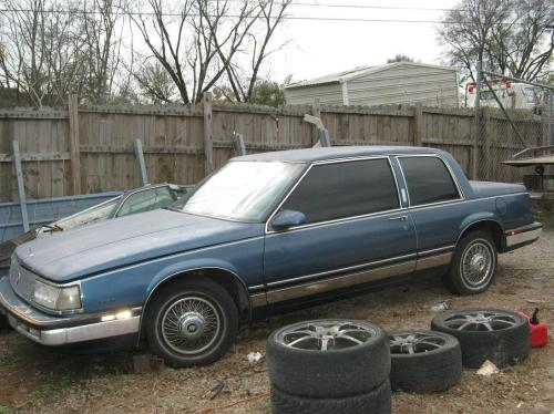 small resolution of 1987 buick park avenue