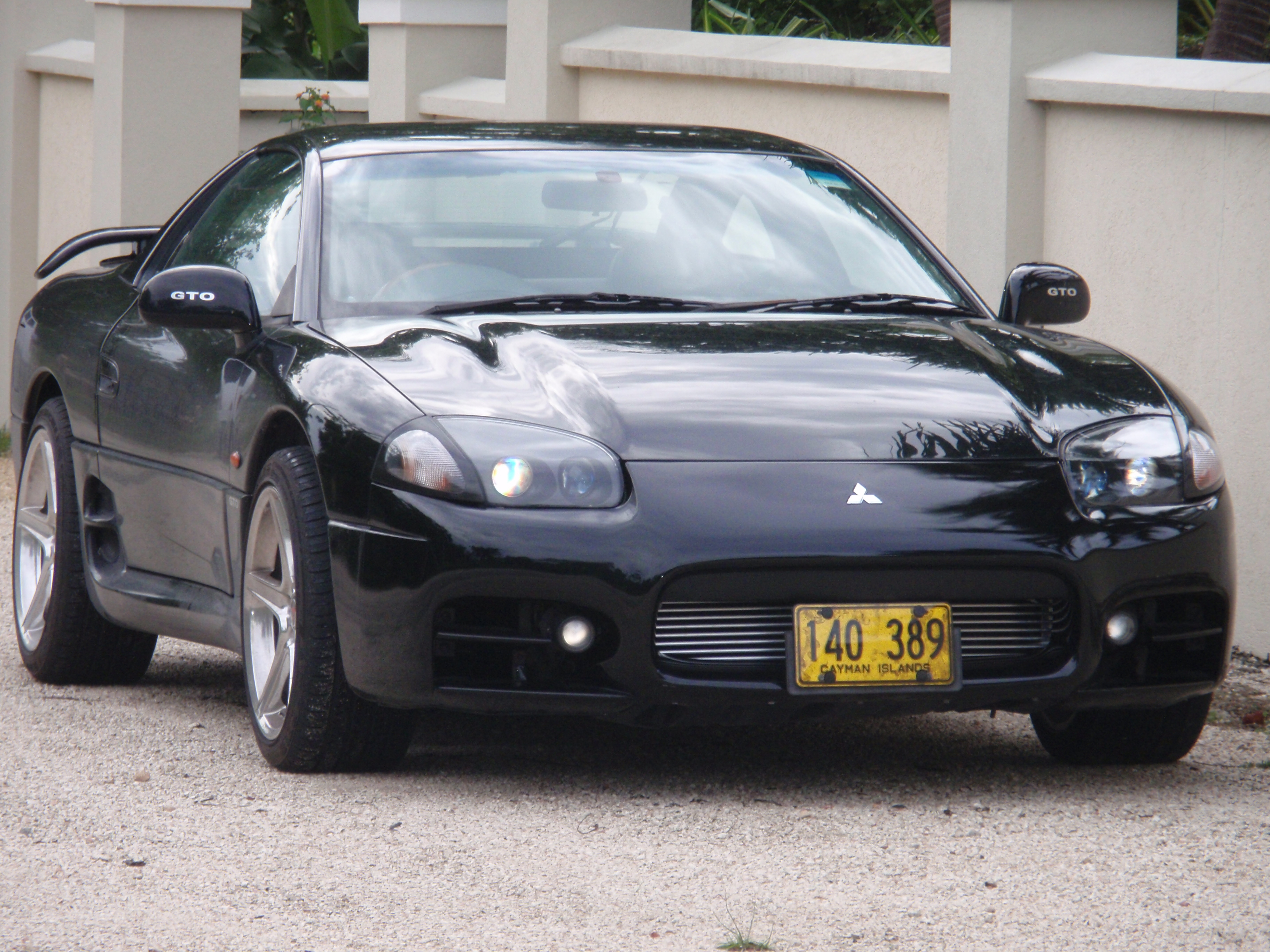 1995 Mitsubishi Gto Sr Related Infomation Specifications