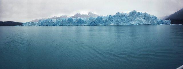 El Perito Moreno Glacier