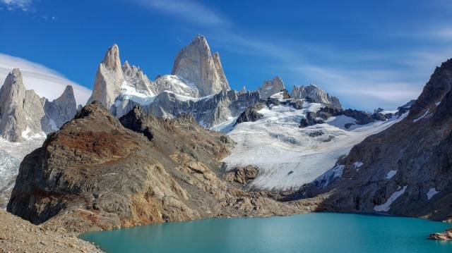 Mt Fitz Roy Patagonia