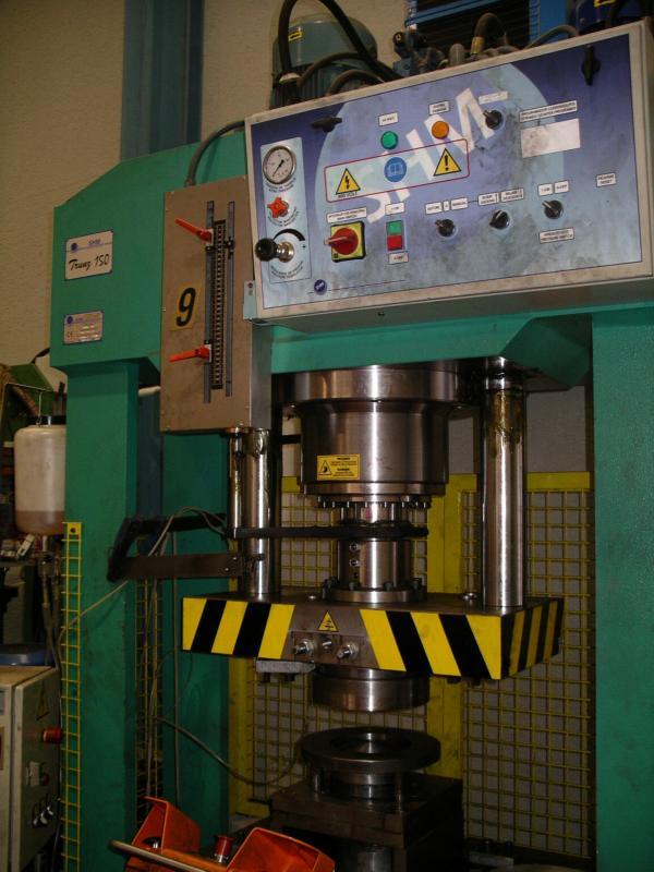 Prensa Hidraulica  Mquinas de Carpinteria