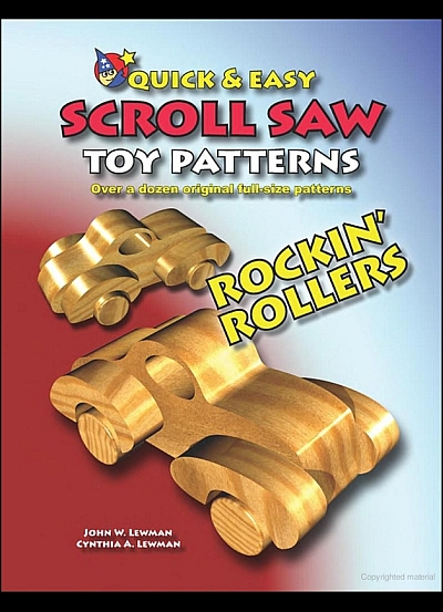 Pdf Scroll Saw Patterns For Wooden Toys Diy Free Plans