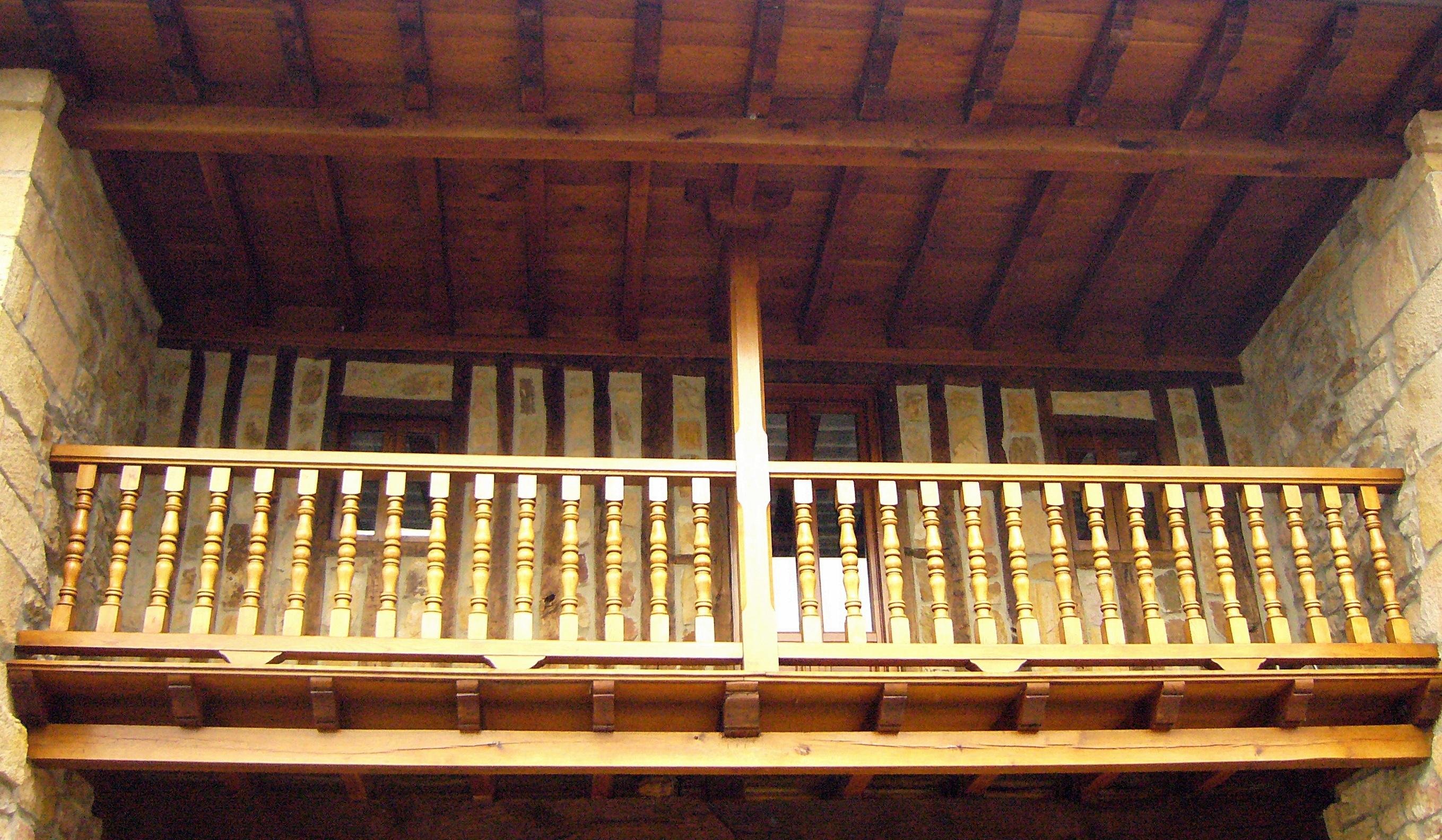 Balcones  Galerias