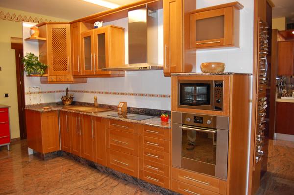 Muebles De Cocina Clasicos En Madera Interesting Cocina