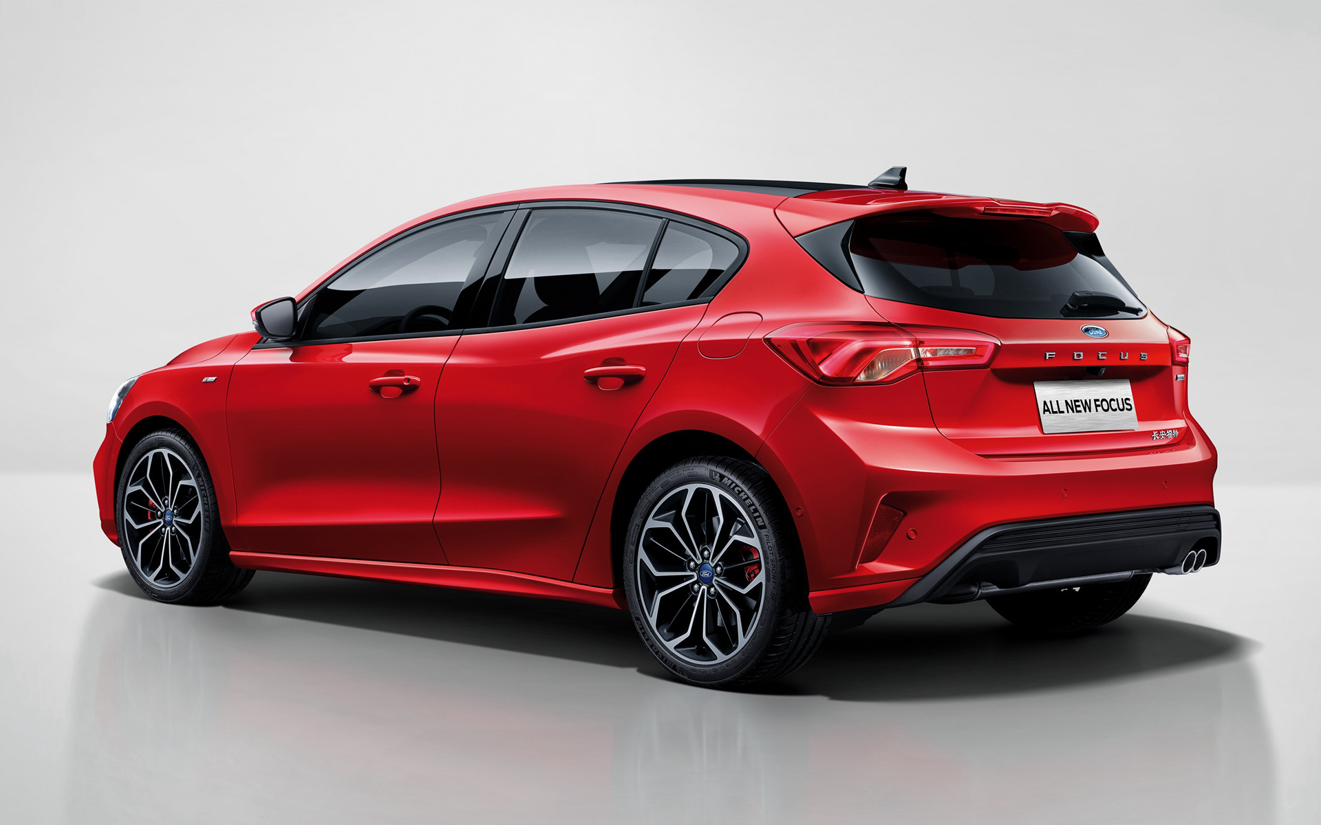 Ford Focus Stline (2018) Cn Wallpapers And Hd Images