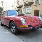 1973 Porsche 911T MFI Coupe Olive