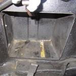 1973 Porsche 911T Coupe Battery Box