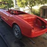 1958 alfa romeo giulietta 750 spider normale