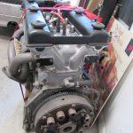 1958 Alfa Romeo Giulietta Spider Normale Engine
