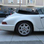 1990 Porsche 964 Carrera 2 Cabriolet White
