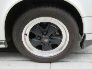 1980 porsche 911sc euro white