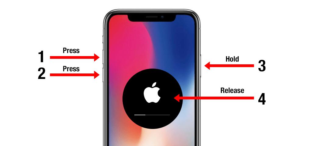 super popular e9bb7 1dc59 How to: Hard Reboot An iPhone X / 8 / 8 Plus – CarPlay Life – Apple ...