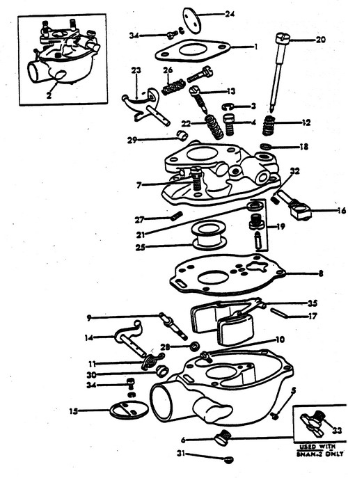 Ford Jubilee Tractor Parts Diagram : 34 Wiring Diagram