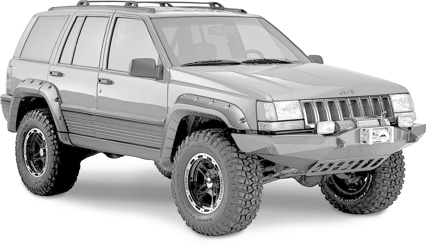 Jeep Grand Cherokee Door Parts On Radio Wiring Diagram 1997 Jeep