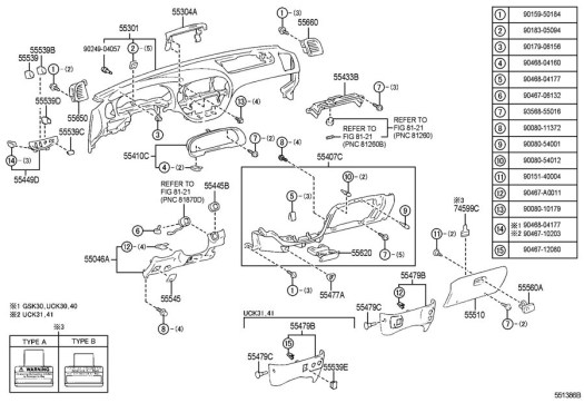 2000 2002 toyota tundra dash switch base mount moonmist new oem in  2003 toyota  tundra parts depot in 2000 diagram