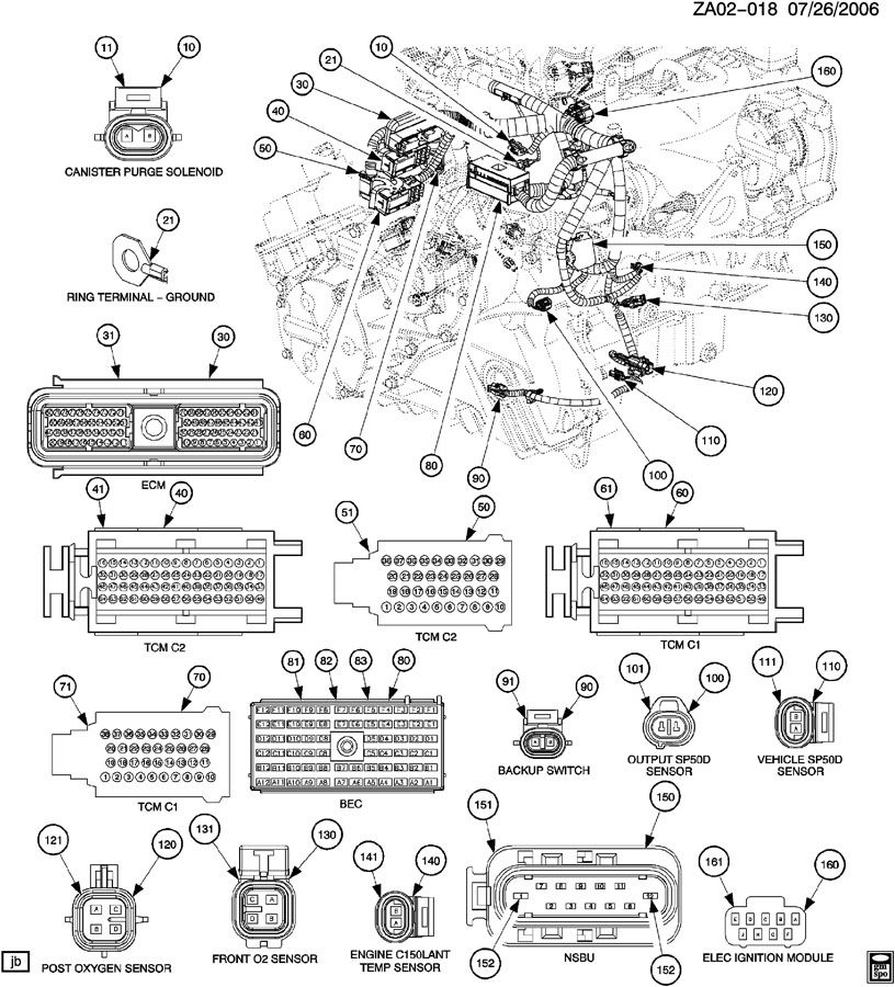 skoda engine diagrams