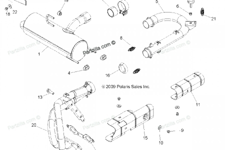 Wiring Diagram For 2010 Rzr 800 : 31 Wiring Diagram Images