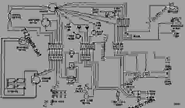 caterpillar 3208 wiring diagram