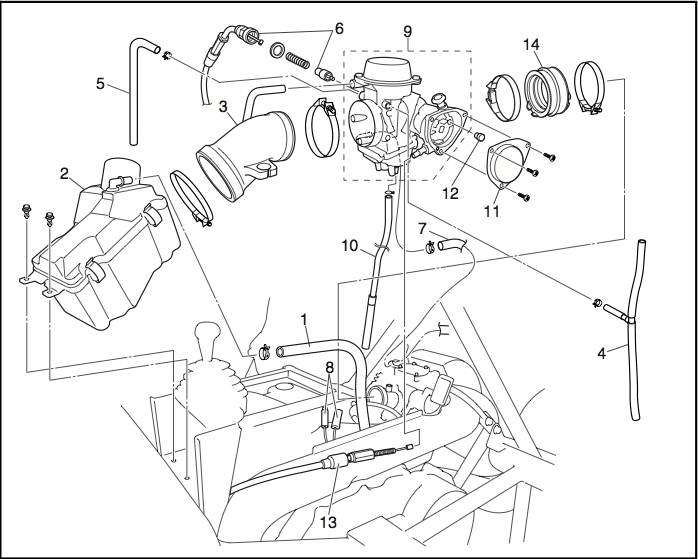 [DIAGRAM] Yamaha 660 Rhino Engine Diagram FULL Version HD